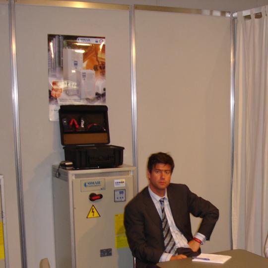 Zaakvoerder Christophe De Smet